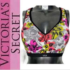 Victoria's Secret Incredible Sports Bra Floral